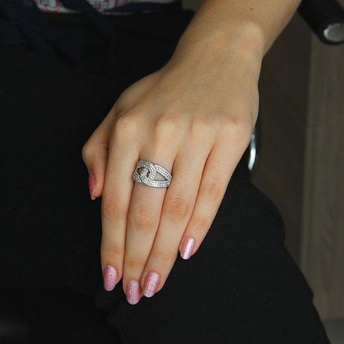 bague femme argent zirconium 8101201 pic5