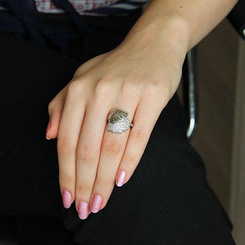 bague femme argent zirconium 8101202 pic5