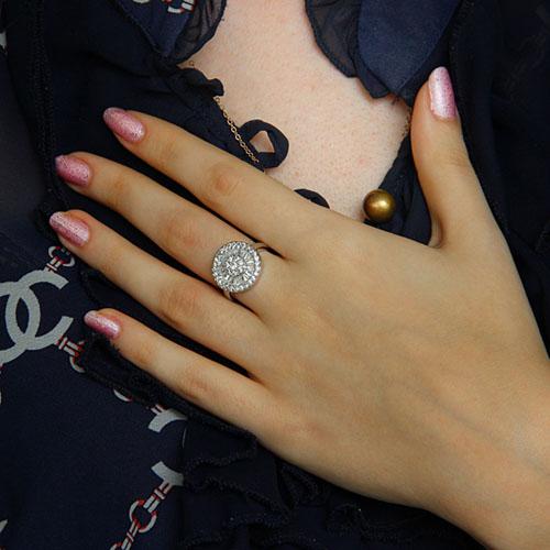 bague femme argent zirconium 8101206 pic6