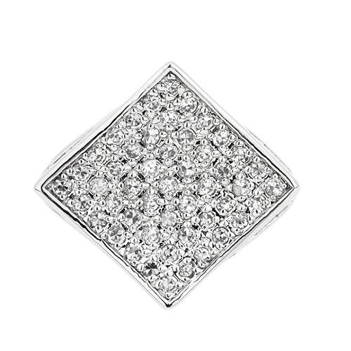 bague femme argent zirconium 8101211 pic2