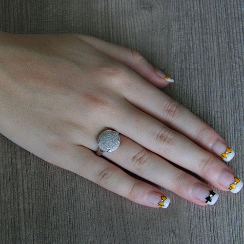 bague femme argent zirconium 8101231 pic5