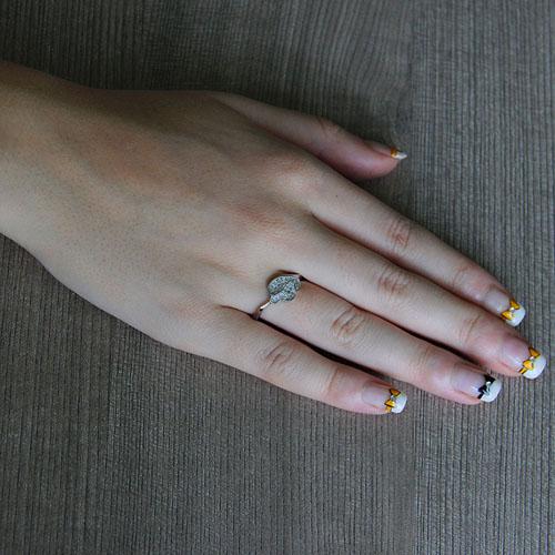 bague femme argent zirconium 8101256 pic5