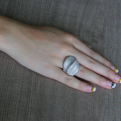 bague femme argent zirconium 8101290 pic5
