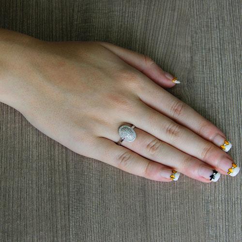 bague femme argent zirconium 8101335 pic5