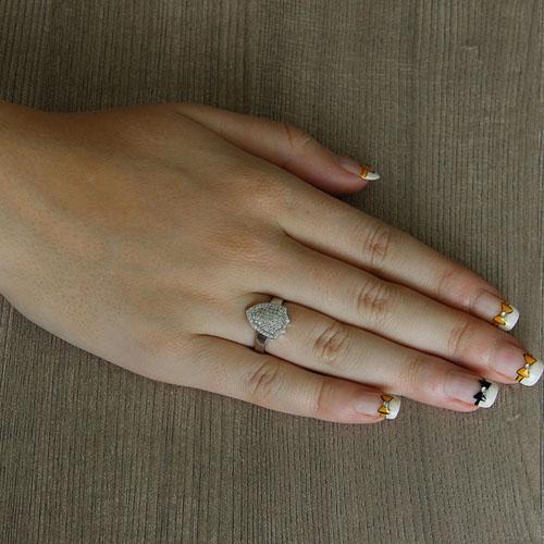 bague femme argent zirconium 8101442 pic5