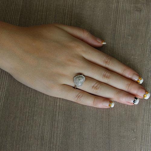 bague femme argent zirconium 8101460 pic5