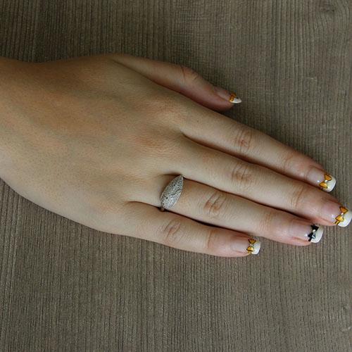 bague femme argent zirconium 8101464 pic5