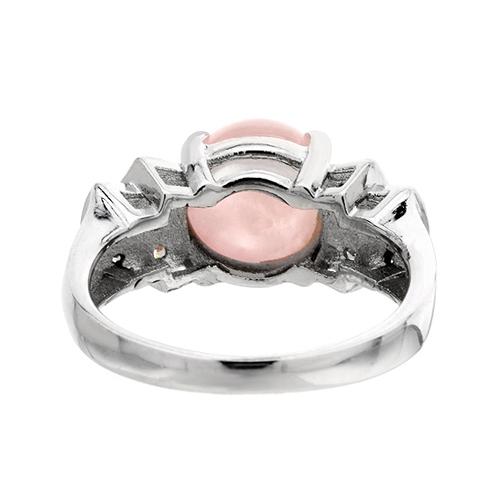 bague femme argent zirconium cristal 8100165 pic4