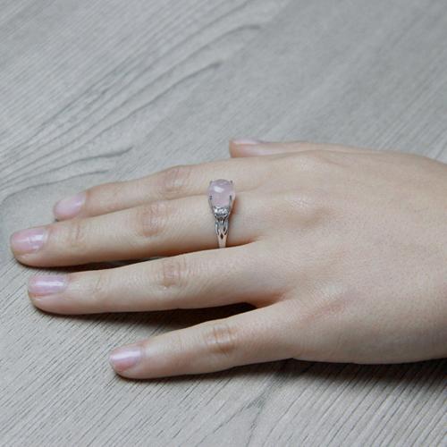 bague femme argent zirconium cristal 8100169 pic7