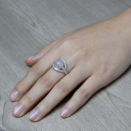 bague femme argent zirconium cristal 8100170 pic6