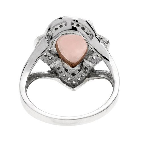 bague femme argent zirconium cristal 8100171 pic4