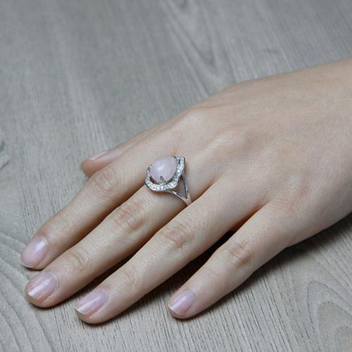 bague femme argent zirconium cristal 8100171 pic6