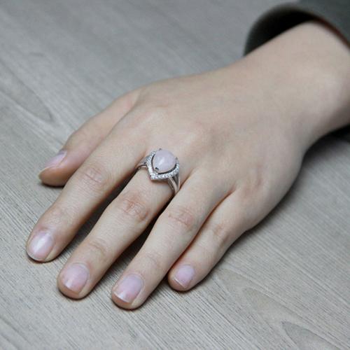 bague femme argent zirconium cristal 8100172 pic6