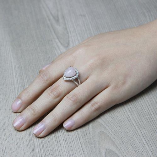 bague femme argent zirconium cristal 8100172 pic7
