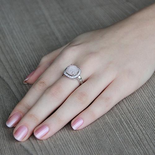 bague femme argent zirconium cristal 8100293 pic5