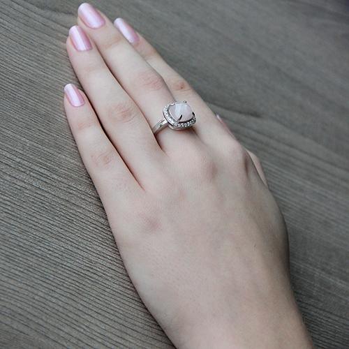 bague femme argent zirconium cristal 8100293 pic6
