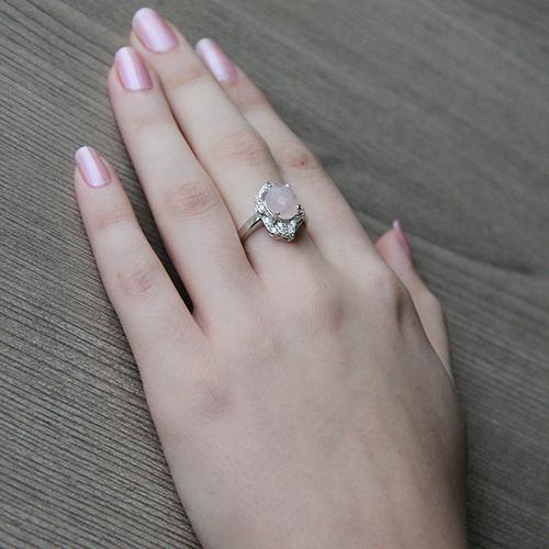 bague femme argent zirconium cristal 8100295 pic6
