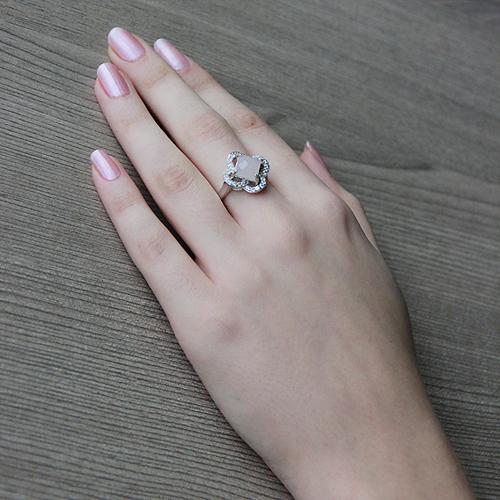 bague femme argent zirconium cristal 8100296 pic6