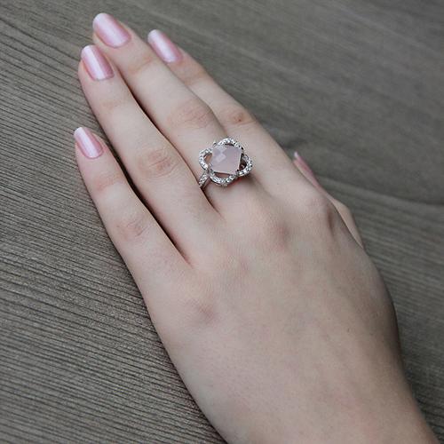 bague femme argent zirconium cristal 8100297 pic6
