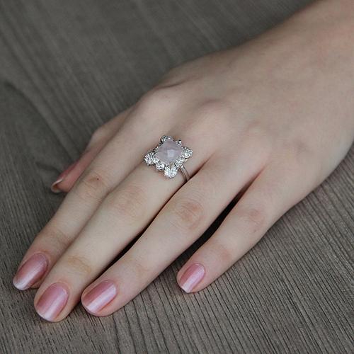bague femme argent zirconium cristal 8100299 pic5