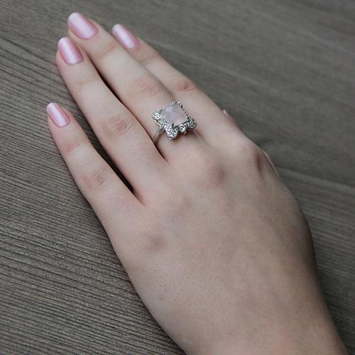 bague femme argent zirconium cristal 8100299 pic6