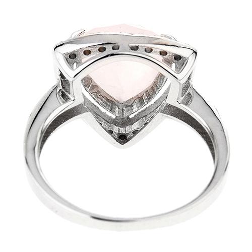 bague femme argent zirconium cristal 8100300 pic4