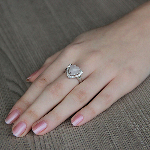 bague femme argent zirconium cristal 8100300 pic5