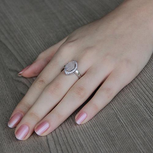 bague femme argent zirconium cristal 8100301 pic5