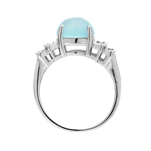bague femme argent zirconium diamant 8100166 pic3