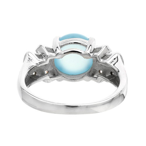 bague femme argent zirconium diamant 8100166 pic4