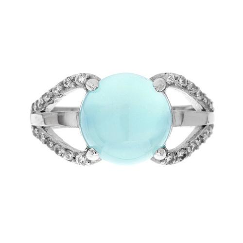 bague femme argent zirconium diamant 8100167 pic2