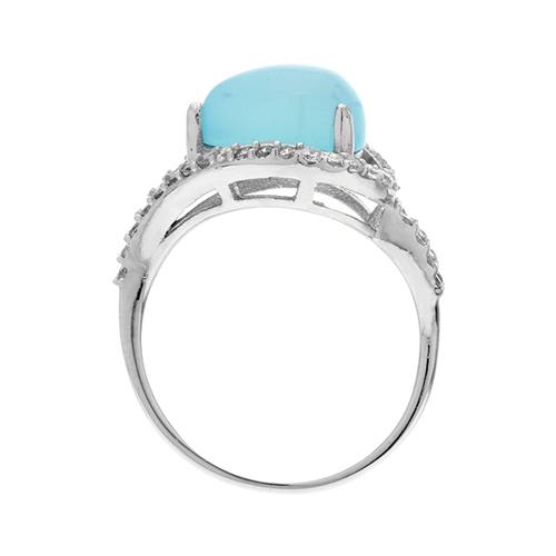 bague femme argent zirconium diamant 8100173 pic3