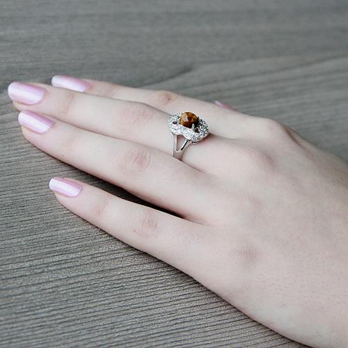bague femme argent zirconium diamant 8100289 pic6