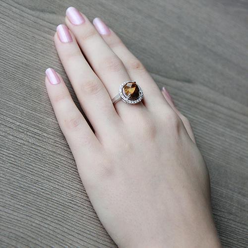 bague femme argent zirconium diamant 8100291 pic6