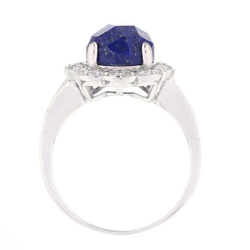 bague femme argent zirconium diamant 8100302 pic3