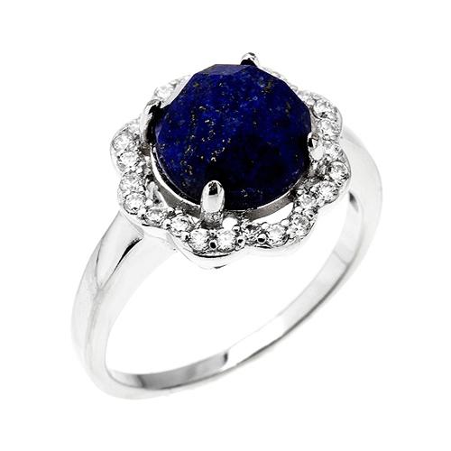 bague femme argent zirconium diamant 8100302