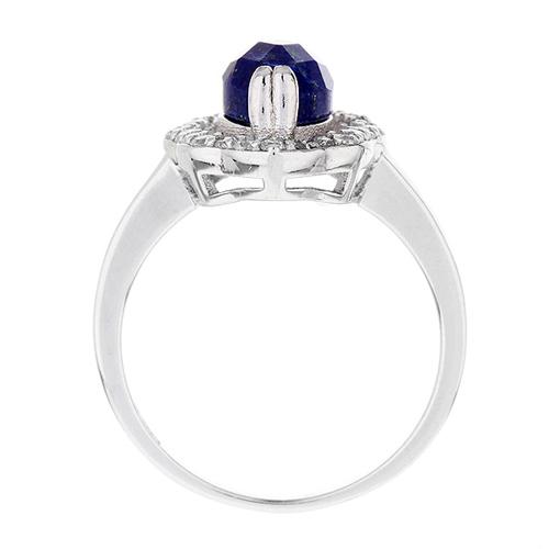 bague femme argent zirconium diamant 8100303 pic3