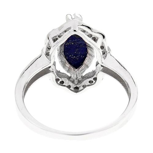 bague femme argent zirconium diamant 8100303 pic4