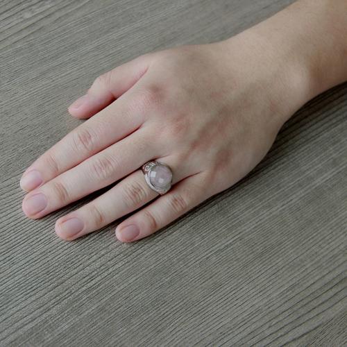 bague homme argent zirconium cristal 8100177 pic6