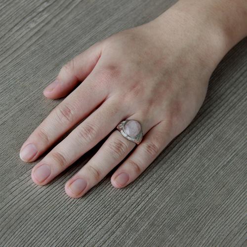 bague homme argent zirconium cristal 8100178 pic7