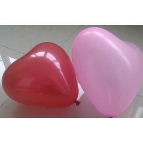 ballon lumineux led coeur