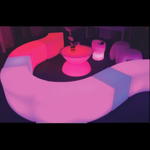 banquette lumineuse pour bar HSSTB pic7
