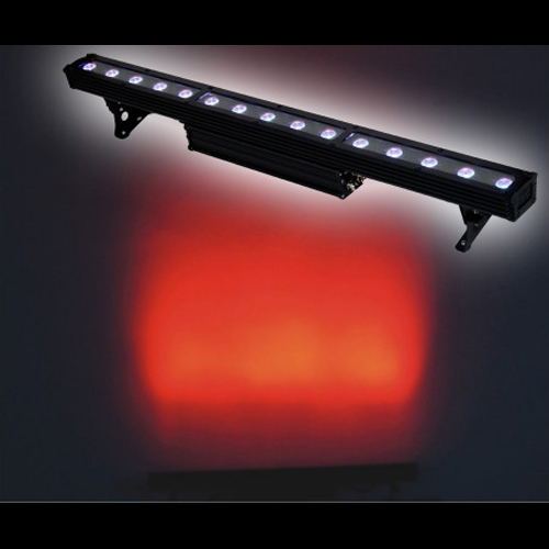 barre led RGBA 15 leds 85W