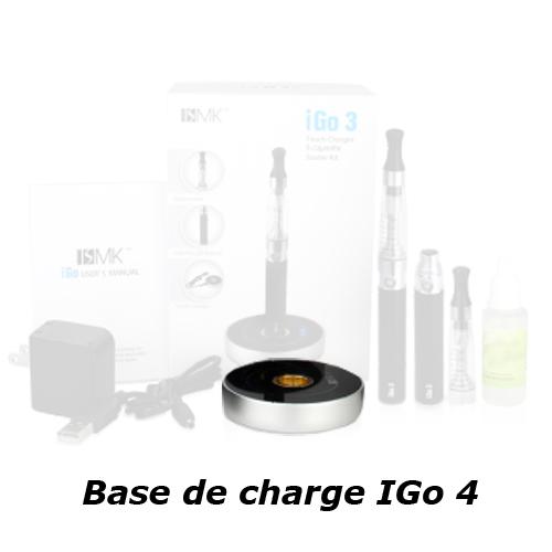 base chargeur igo4