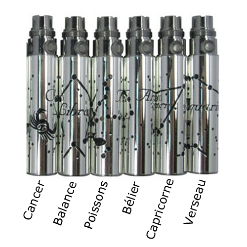 batterie e cigarette EGO zodiaque pic3