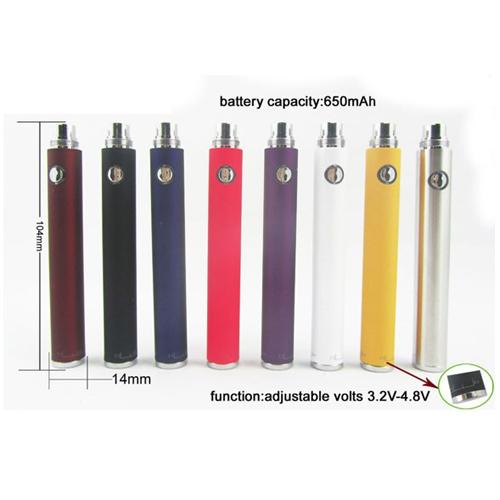batterie e cigarettes evod twist pic4