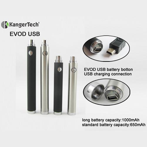 batterie kanger evod usb