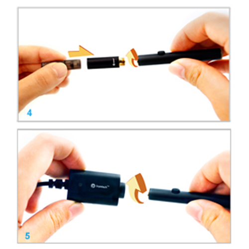 batterie standard automatique joyetech 510t pic5