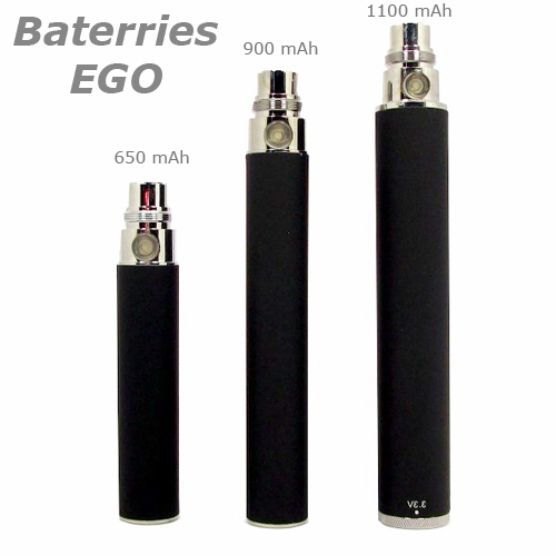 batteries EGO