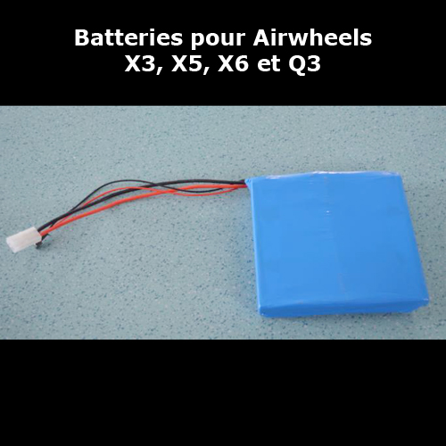 batteries airwheel